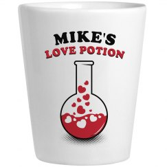 Mike's Love Potion
