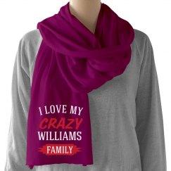 Crazy williams family
