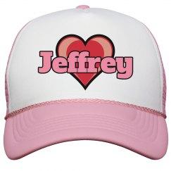 I love Jeffrey