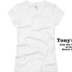 Tony's Ex
