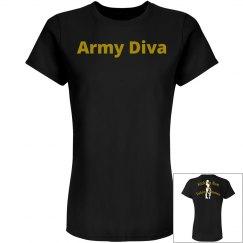 Army Diva- Kicking Butt