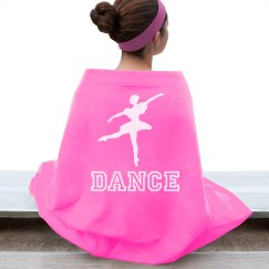 dance blanket