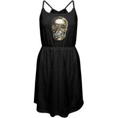 Chrome Skull Dress