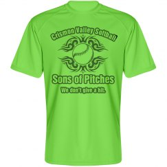 Softball Sons of Pitches