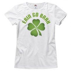 Irish Clover Erin Go Brah