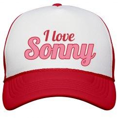 I love Sonny