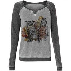 Vintage Owls