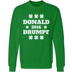 Cozy Irish Donald Drumpf