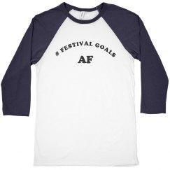 # Festival Goals AF