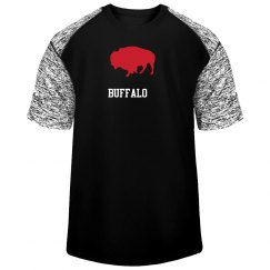 Buffalo drink cover's