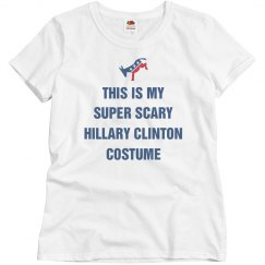 Political Hillary Halloween Costume