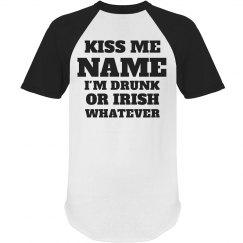 Drunk Irish Kiss