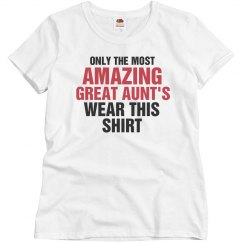 Amazing great aunt