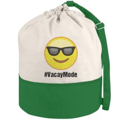Vacation Emoji Hashtag