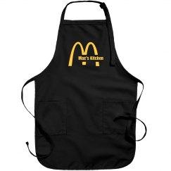 Max's kitchen apron