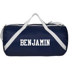 Benjamin sports bag