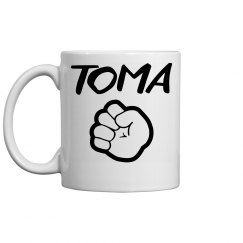 TOMA COFFEE CUP