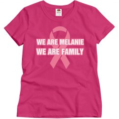 Walking For Melanie