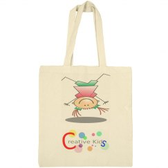 Creative Kids Tote Bag