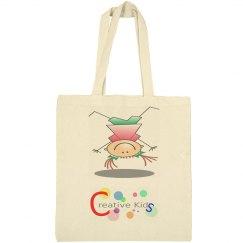 Creative Kids Tote Bag