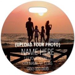 Custom Travel Photo Gift