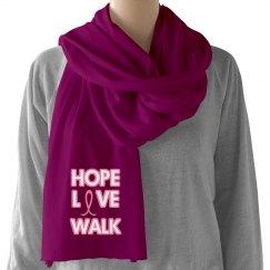 Hope, Live, Walk