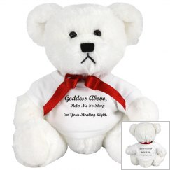Wiccan Teddy
