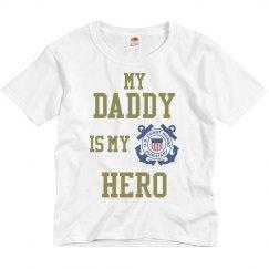 Daddy is My Hero (Coast Guard)