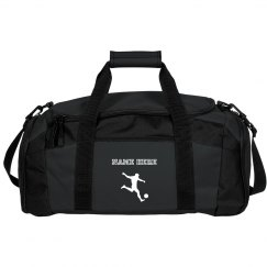 Soccer Duffel Bag-Male