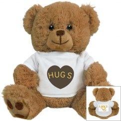 Love Hugs Tiger