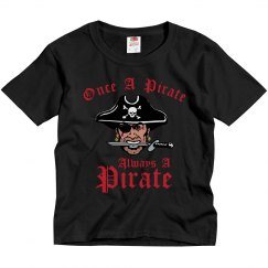 Once a Pirate T-Shirt