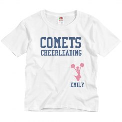 Cheerleading Tee