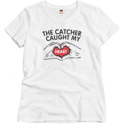 The catcher caught my heart