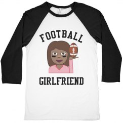Football Girlfriend Emoji