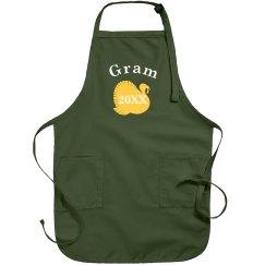 Gram's Thanksgiving