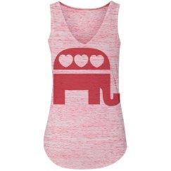 heart elephant