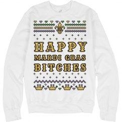Celebrate An Ugly Mardi Gras