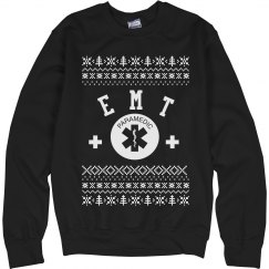 Ugly Sweater For EMTs