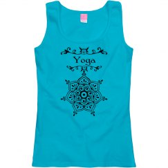 Yoga design shirt