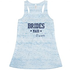 Custom Brides Maid shirt