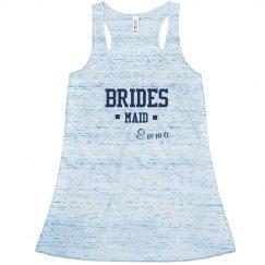 Custom Brides Maid shirt