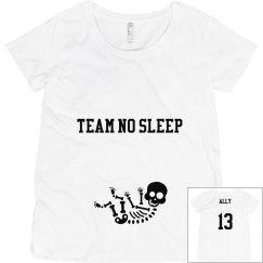 Team baby wear