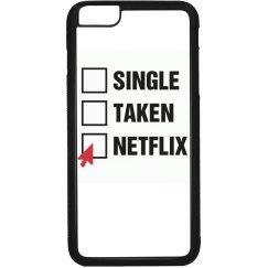 Single,Taken,Netflix Case