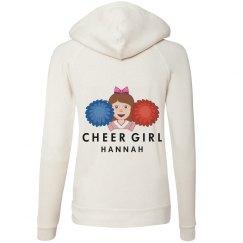 Emoji Cheer Girl