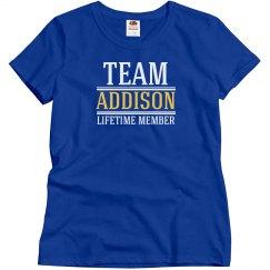 Team Addison