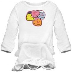 Infant Boy/Girl Hearts