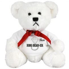 Ring Bear-er Teddy
