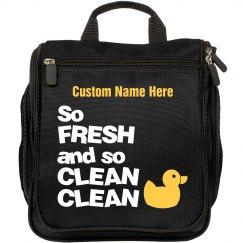 So Fresh and So Clean Clean travel bag