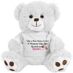 Recital Teddy