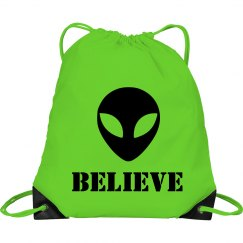 Alien 'Believe' Bag